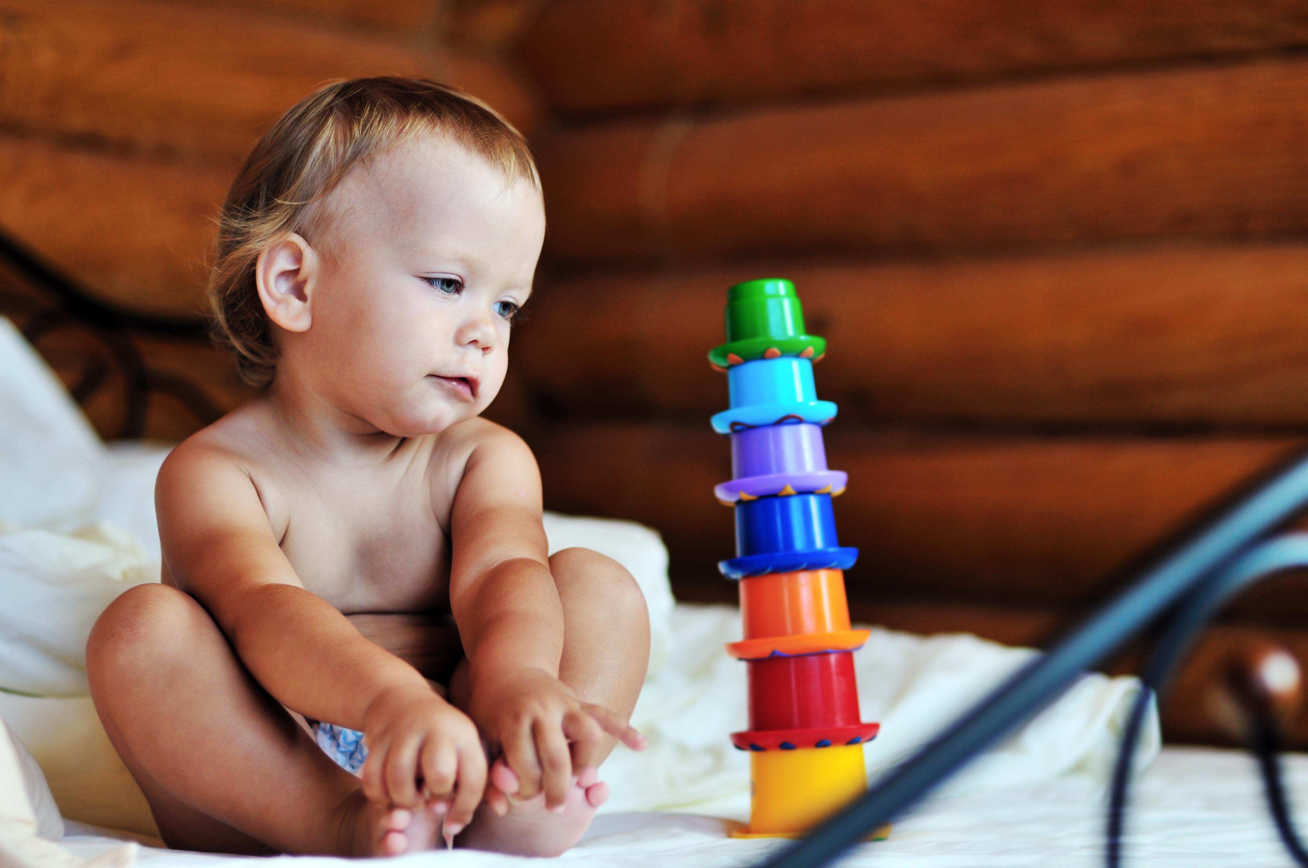 Bu Oyunlar İle Bebeğinizin Zeka Gelişimine Destek Olun